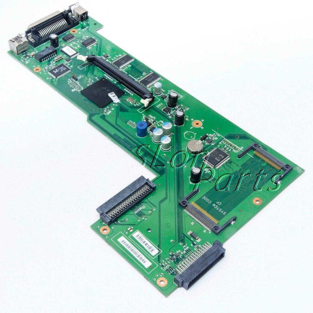 Q6498-67901 Formatter Board for HP Laserjet 5200n original formatter board q3696 60001 q3696 67901 cb355 67901 formatter board assembly usb for hp laserjet 1320 used