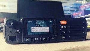 Image 3 - TM 7 più recente autoradio della rete di GSM WCDMA con il conto Mobile dello zello della Radio del veicolo della rete del ricetrasmettitore del Touch Screen