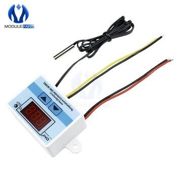 220V AC 10A XH-W3001 Digital LED Temperature Control Controller