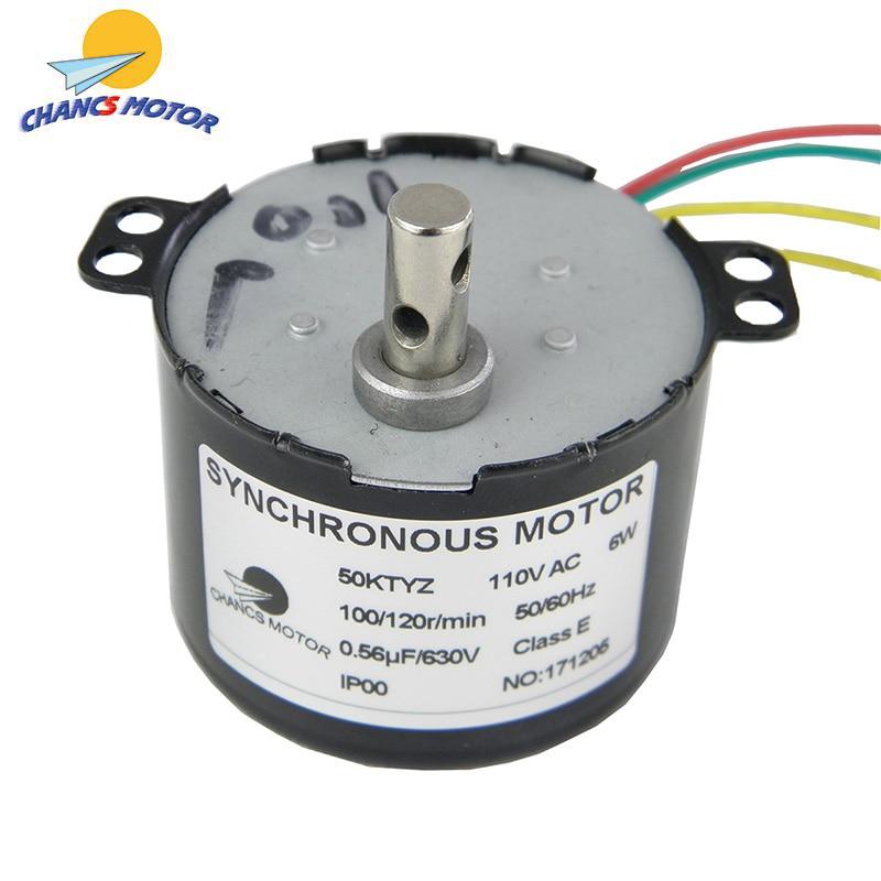 New 1pc Synchronous Motor 50KTYZ 6w  40rpm//min