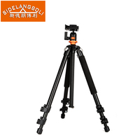 SL 158 SLR Camera Tripod PTZ Professional Photography Tripod Head Metal Plate Buckle Bracket With Inverted