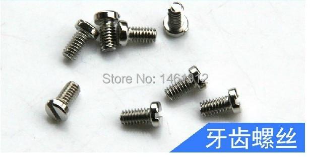Cloth Feeding Teeth Teeth Fixed Screw Screw For All Brands Car Gorgeous All Brands Industrial Sewing Machine
