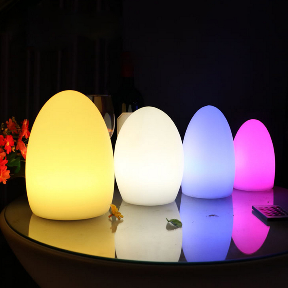 LED outdoor bar table lamp 11*19cm USB rechargeable bar lamp bedroom study decoration table lamp bedside lamp