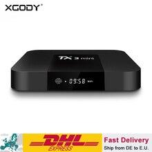 XGODY TX3 mini Smart TV Box Android 7.1 Media Player 2GB 16G