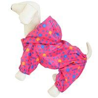 Bir küçük köpek bacaklar köpek giysileri yağmurluk su geçirmez yağmurluk Taktik