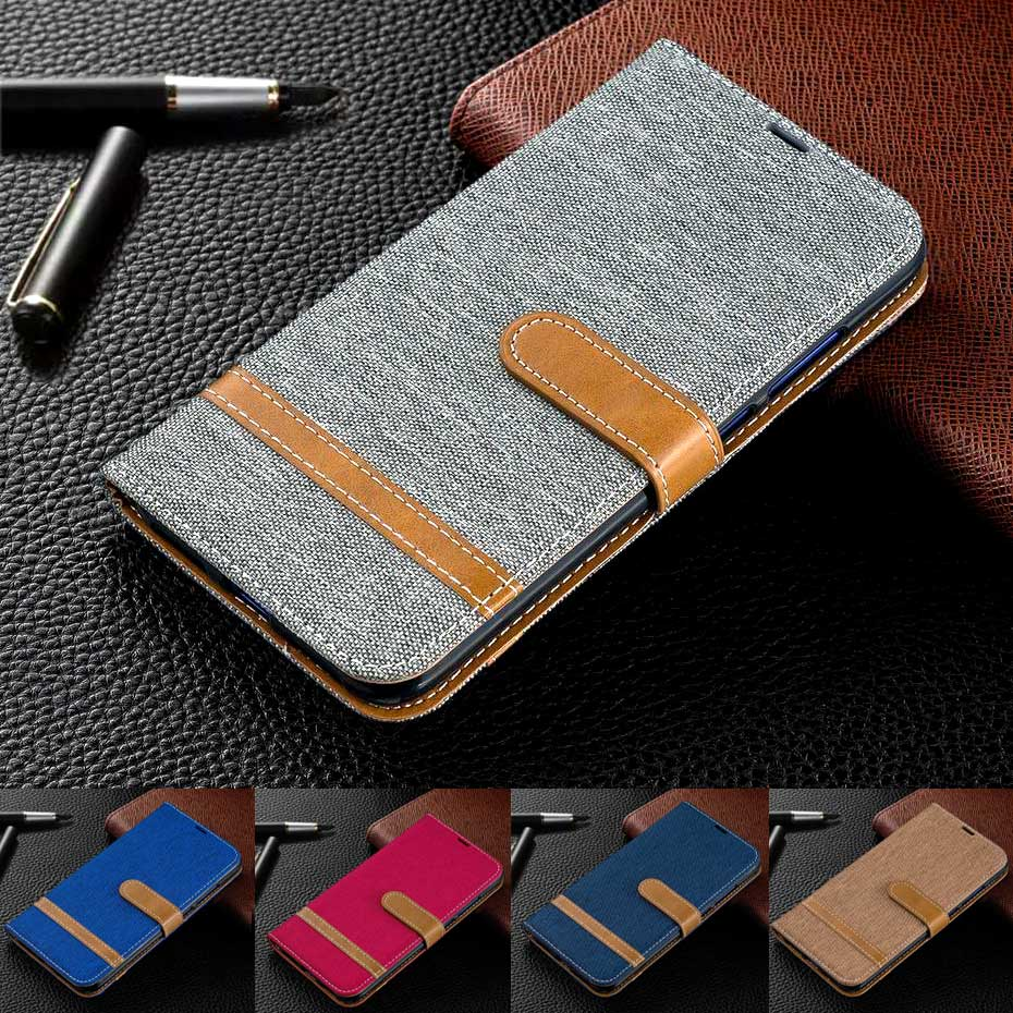 Denim Mixed Colors PU Leather <font><b>Flip</b></font> <font><b>Case</b></font> <font><b>for</b></font> <font><b>Huawei</b></font> Y5 2019 Wallet Phone <font><b>Case</b></font> <font><b>For</b></font> <font><b>Huawei</b></font> <font><b>Honor</b></font> <font><b>8s</b></font> Cover Funda Capa image