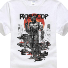 Robocop T Shirt Retro Vintage Cult Classic Movie Fandom Birthday Present