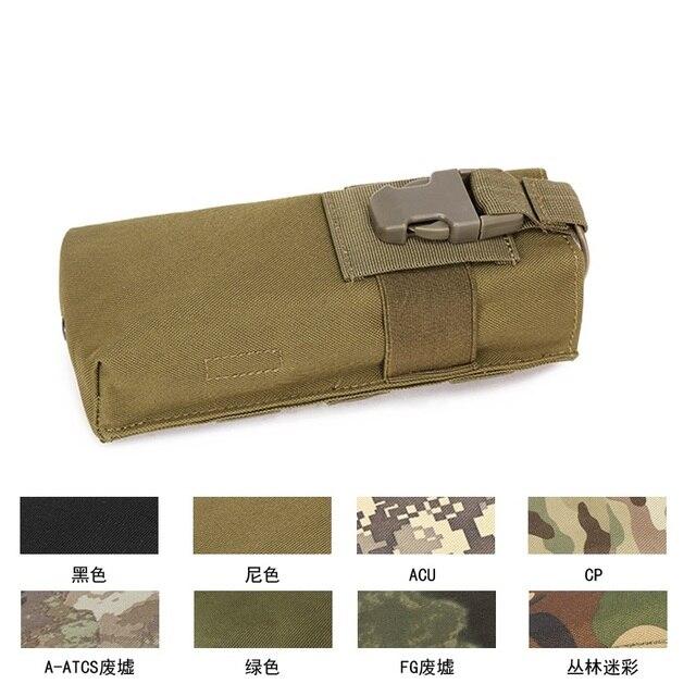 Walkie - talkie package kettle package tactical vest annex package outdoor military fans handsets debris bag radio package