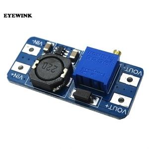 Image 2 - 100 adet/grup MT3608 2A Max DC DC Step Up güç modülü güçlendirici güç modülü