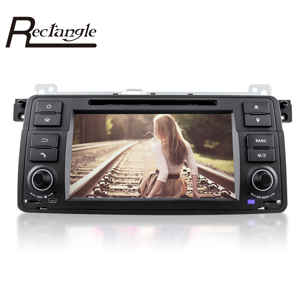 7 ''1024x600 HD Car Stereo USB SD Reproductor de DVD de Vídeo 2 Din Android 5.1