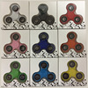 100pcs Lot DHL UPS Free Shipping TrI Gyro Finger Spinner Fidget EDC Hand For Autism ADHD