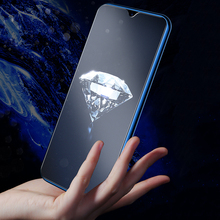 MicroData For Oneplus 5 5T 6 6T Front Matte Frosted Tempered Glass Full Cover Anti Fingerprint Screen Protector Protective Film protective matte frosted pet screen protector film guard for htc t328d transparent