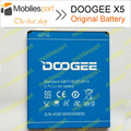 DOOGEE X5 Battery 100% Original 2400mAh Li-ion Replacement backup Battery for DOOGEE X5 Pro Smartphone Free Shipping