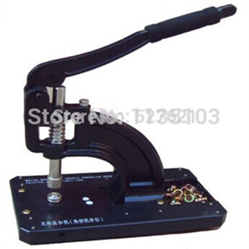 Hight quality! Good quality hand Grommet machine