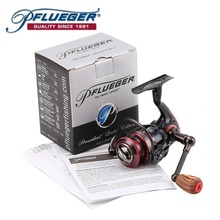 2016 Pflueger PRESLESP 20 25 30 Spinning Fishing Reel Salt Fresh Water 170g 7BB 10BB 5.2:1 with graphite material Fishing Gear