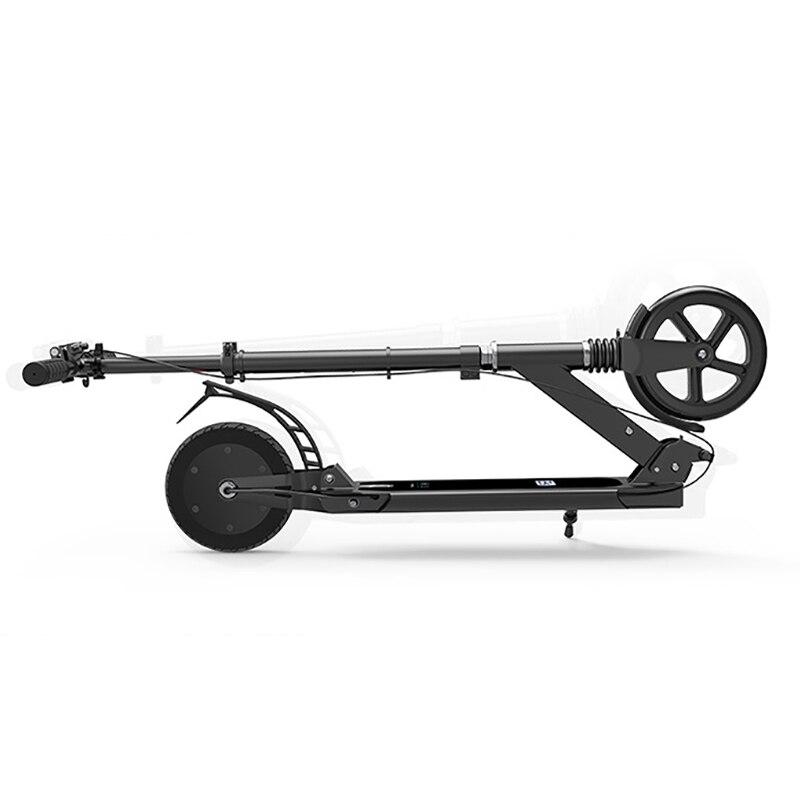 Scooter électrique facile à plier auto-équilibre planche à roulettes électrique Escooter Hoverboard Ebike Scooter électrique monocycle adulte LongBoard - 3