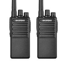 (2PCS) New Baofeng Professional Handheld Walkie Talkie Long Range UHF 400-470MHz 5W PTT HAM Two Way Radio USB Rapid Charge(China)
