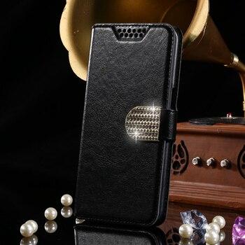 Перейти на Алиэкспресс и купить Чехлы-бумажники для мобильного телефона Bluboo D5 Pro D6 S3 D2 D1 S1 S8 Lite S8 + Plus Picasso Flip кожаный защитный чехол для телефона