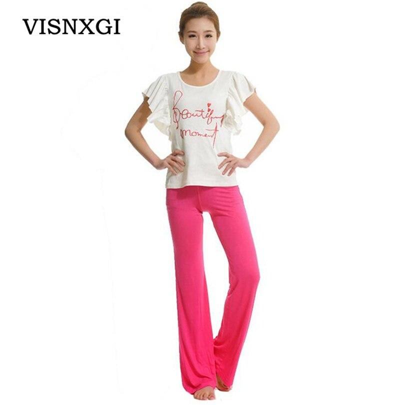 2018 Harem Design Leggings Modal Tanzen Workout Yuga Legging Hosen Voller Länge Für Frauen Deportes Hohe Taille Baggy K164 Exquisite (In) Verarbeitung