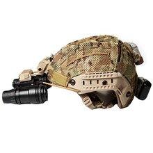 Housse de casque tactique Multicam d'extérieur, pour AF CP, couverture de protection, tissu de couleur Camouflage, MC