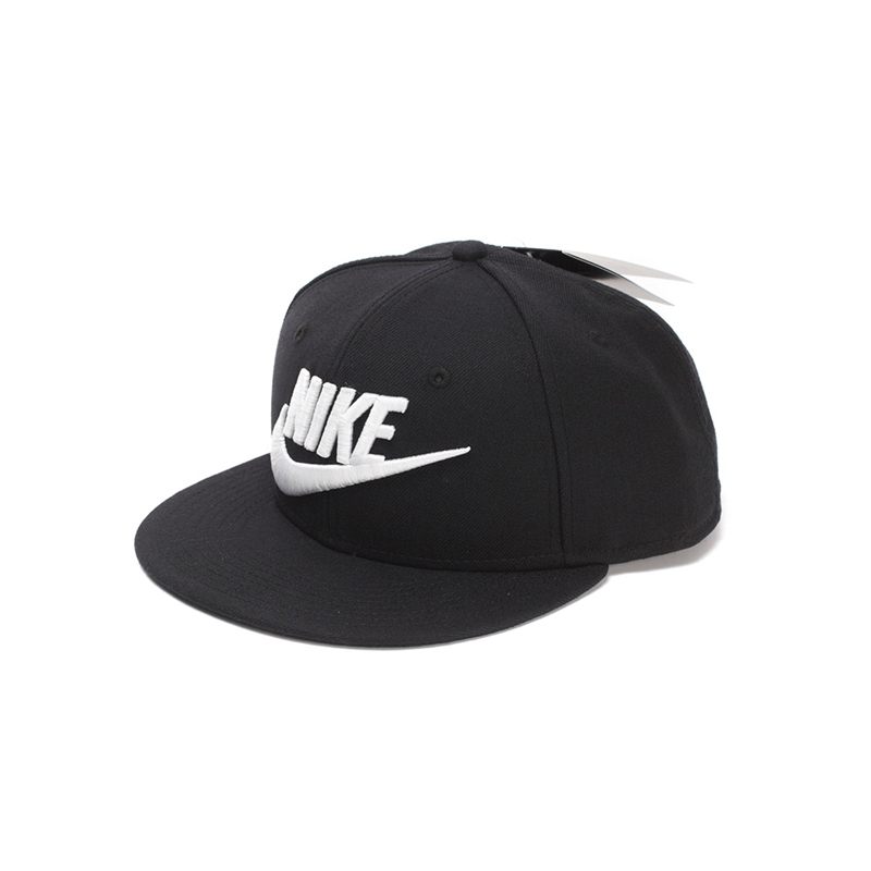 Original Authentic 2017 Summer Sunshade NIKE TRUE SNAPBACK Unisex Golf  Sport Caps Solid Sportswear Cotton 584169 010-in Golf Caps from Sports ... be6d20a8593