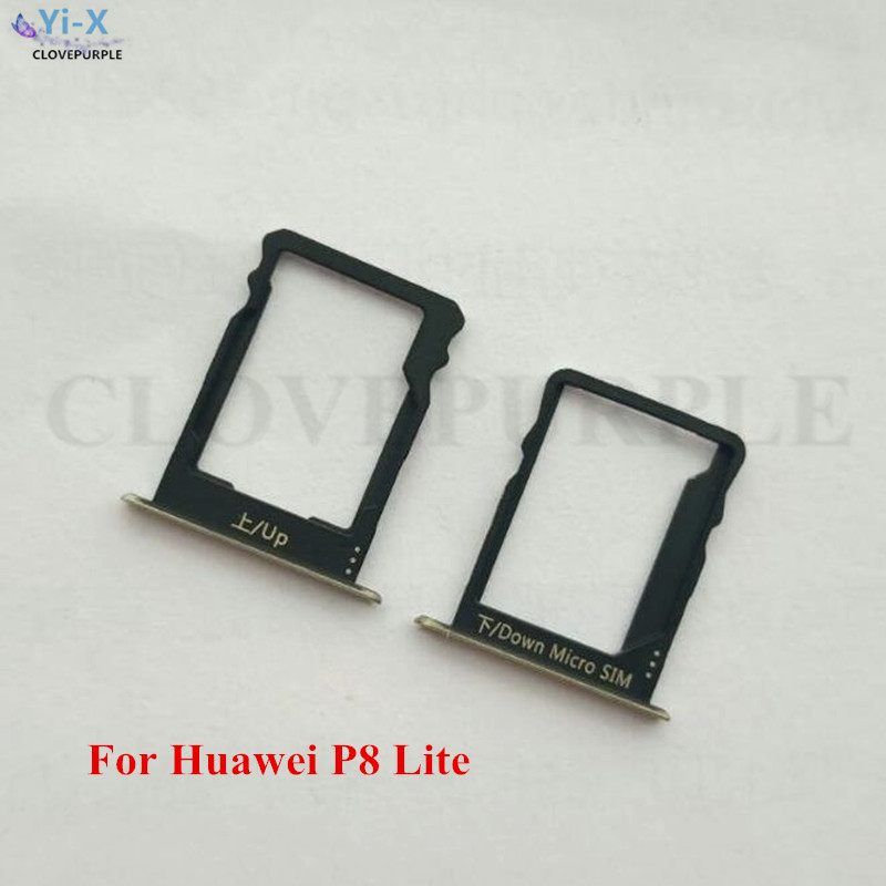 carte sd huawei p8 lite 2020 1Set SIM Card Tray Slot Holder Micro SD Card Holder Slot Adapter