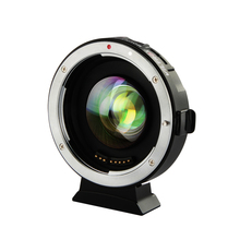 VILTROX EF-M2 0.71x Electronic Auto Focus Reducer Speed Booster Turbo Lens Adapter for Canon to M4/3 camera GH4 GH5 GF6 GX7 OM-D viltrox ef e auto focus reducer speed booster lens adapter for canon ef eos lens to sony camera nex 7 a9 a7 ii a7rii a7sii a6500