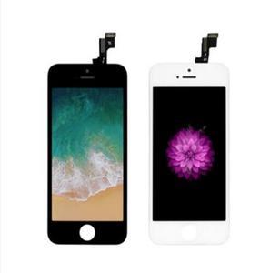 Image 5 - شاشة LCD كاملة أو شاشة تجميع كاملة لهاتف آيفون 5 5G 5s 5C أو لهاتف آيفون 6 6s بدون زر الصفحة الرئيسية وكاميرا أمامية