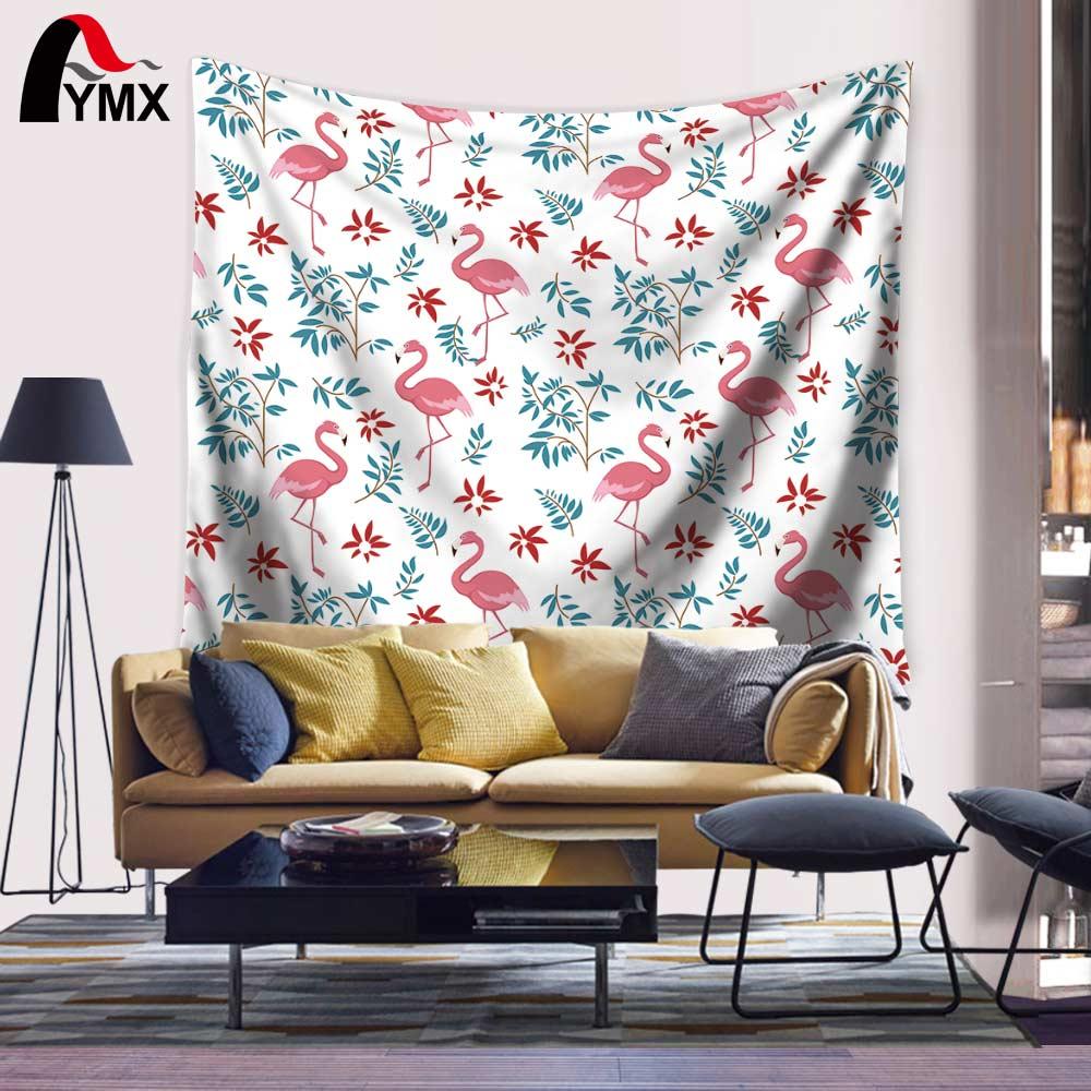Гобеленові крани Фламінго друк - Домашній текстиль - фото 5