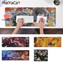 MaiYaCa Hot Sales Black Clover Unique Desktop Pad Game Mousepad Free Shipping Large Mouse Keyboards Mat