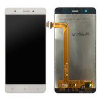 5.0 inch White/Black Full For Highscreen Tasty LCD Display with Touch Screen Digitizer Assembly Replacement