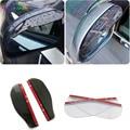 1Pair Car Styling Rearview Mirror Rain Eyebrow Shield Cover For Audi A4 B6 A3 A6 C5 Q7 A1 A5 A7 A8 Q5 R8 TT S5 S6 S7 S8 SQ5
