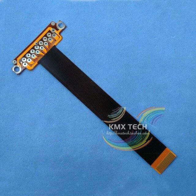 Гибкий ленточный кабель 39240900, 18 контактов, плоский разъем, замена Facia для радио Clarion Autoradio MP3 DX series 930706917677