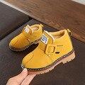 Davidyue/зимние детские ботинки для девочек и мальчиков; резиновые детские ботинки; зимние детские ботинки; детская обувь для девочек и мальчик...