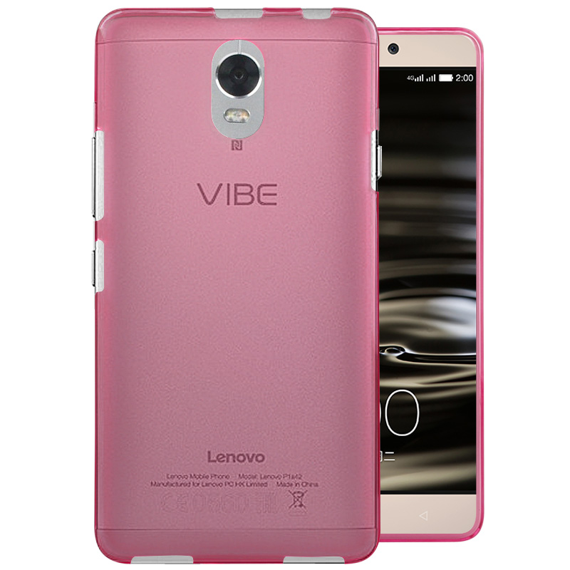 huge selection of f4fde 3607e US $1.99 |For Lenovo Vibe P1M Case Cover 4 Colors Matte TPU Silicon Matte  Protective Back Cover Phone Cace For Lenovo Vibe P1M (5.0 inch) on ...