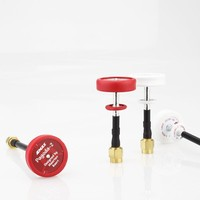 2pcs EMAX Pagoda 2 Antenna 5 8G 50mm 80mm 5cm 8cm LHCP RHCP White Red Omnidirectional