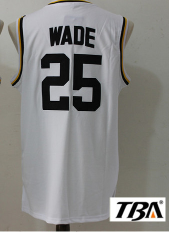 size 40 02b0e 9bc62 reddwyane wade marquette jersey for cheap