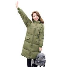 2016 новых женщин пальто хлопка пуховик пальто зимние женщин Большой размер женщин зимние Куртки и пальто MA402