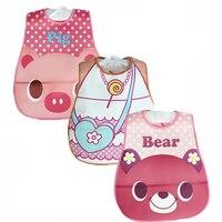 Newly 3 PCS LOT Baby Bibs Bandana Towel Scarf Babador Baberos Bandana Bebes Bibs Baby Boy