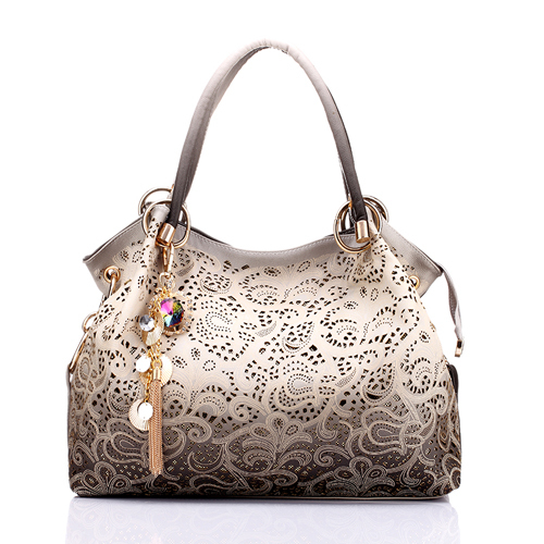 Women Handbags PU Leather...