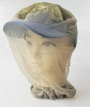 Выдвижная москитная сетка на голову защитная шляпа рыбалка кемпинг