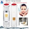 Технология молекулярно-резонансного эффекта MRETOH 7 8 hertz и генератор Водорода H2  электролиз  обогащающая водородом чашка для воды/бутылка