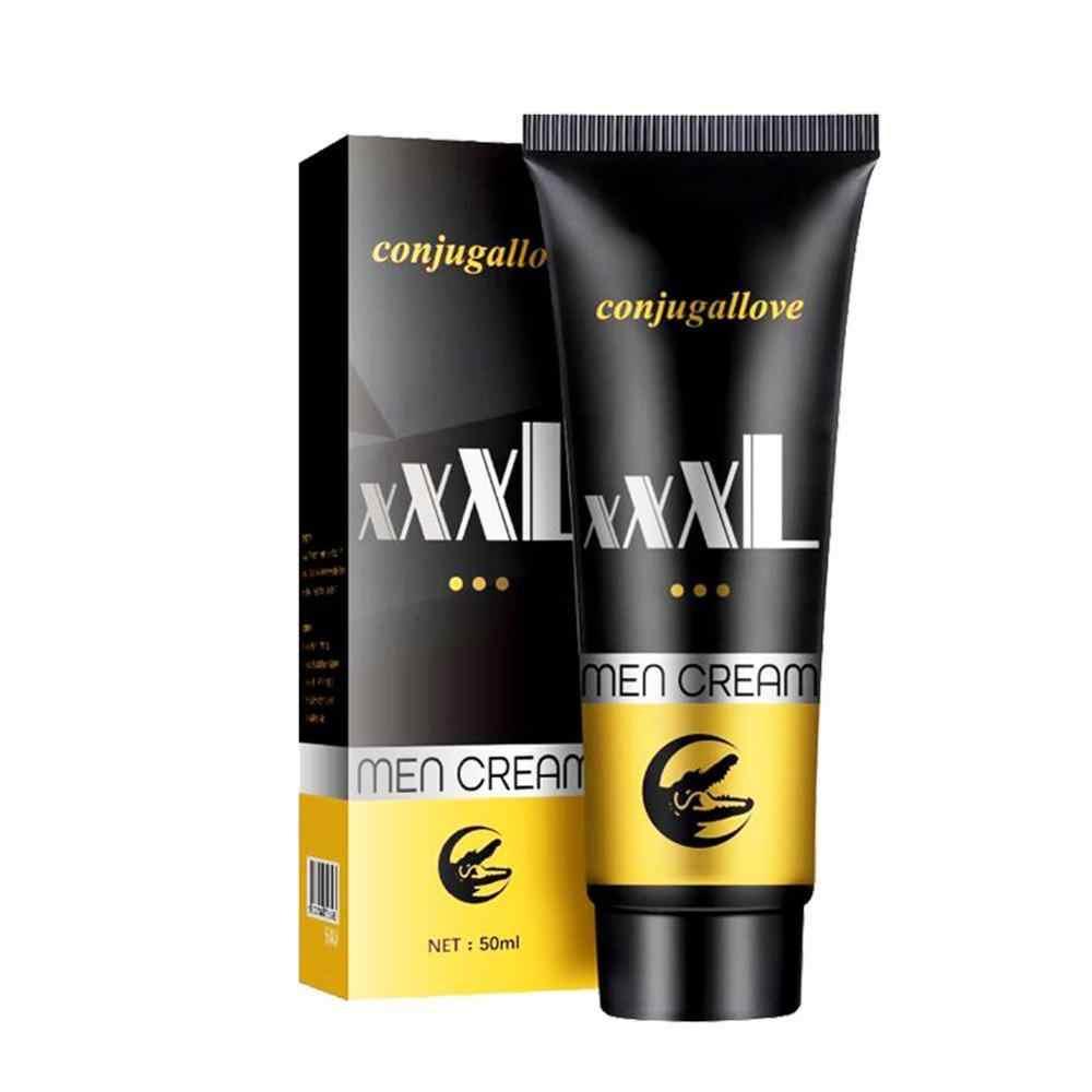A base di erbe Grande Cazzo di Ingrandimento Del Pene Crema 50 ml Aumento Xxl Formato Erezione Prodotti Prodotti Del Sesso per Gli Uomini Afrodisiaco Pillole per uomo