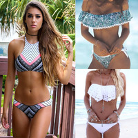 Swimwear Sexy Bikini 2016 Swimwear Women Swimsuit Bikini Push Up Bikini Set Bathing Suit Women Summer