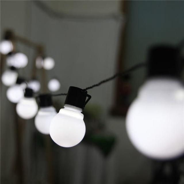 Aliexpress Buy Novelty 5cm 38 Balls LED String Fairy Lights