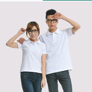 Women Polo Shirt Custom Logo S