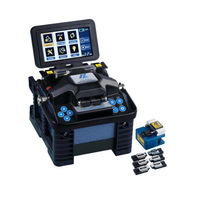 Eloik ALK-88 Fiber Optic Splicing Machine Fusion Splicer Fusionadora de Fibra Optica
