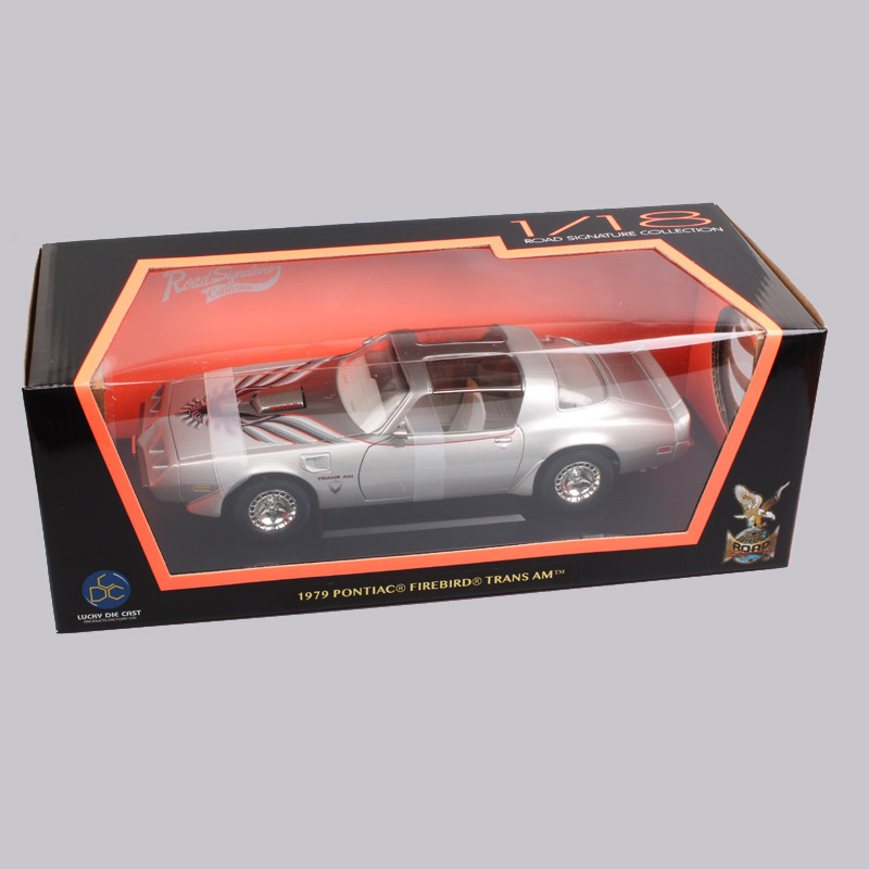 1:18 big Scale brand luxury large Miniature Pontiac 1979 Firebird ...