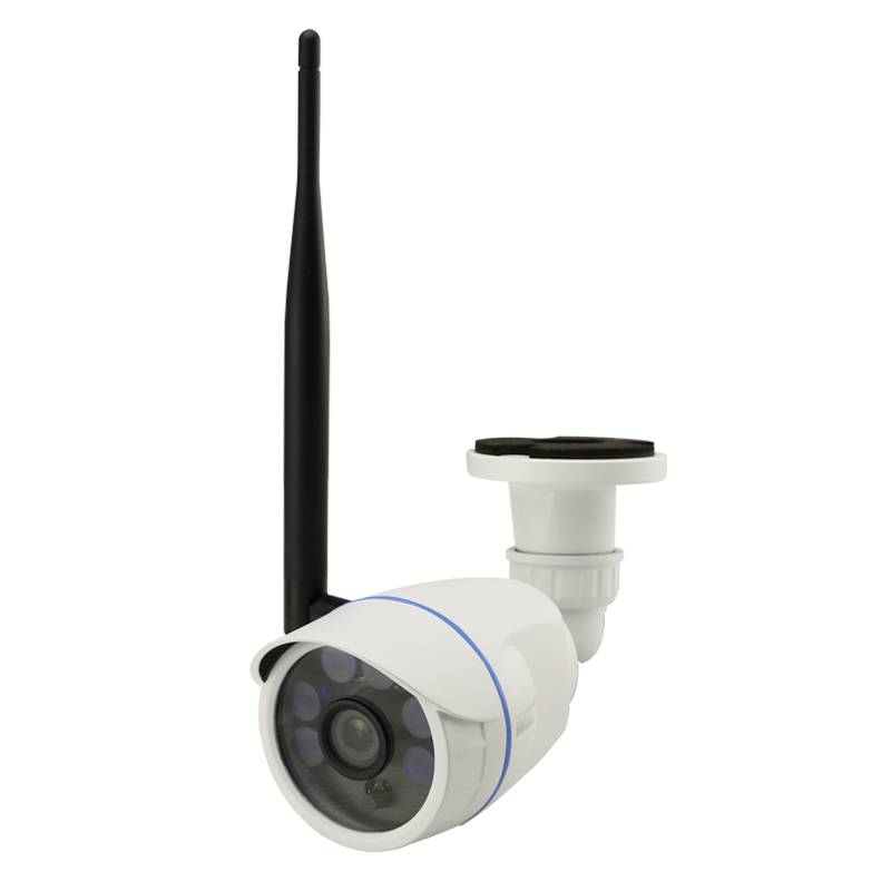 ФОТО Wifi wireless audio 1080P 2.0MP infrared network IP camera Onivf P2P H.264 security monitoring CCTV microphone