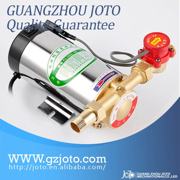 100W Pipeline Pump Automatic Circulating Water Pump 220V/50HZ Electric Water Pressure Booster Pump Boosting Pump